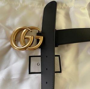 Size 12 Gucci Belt